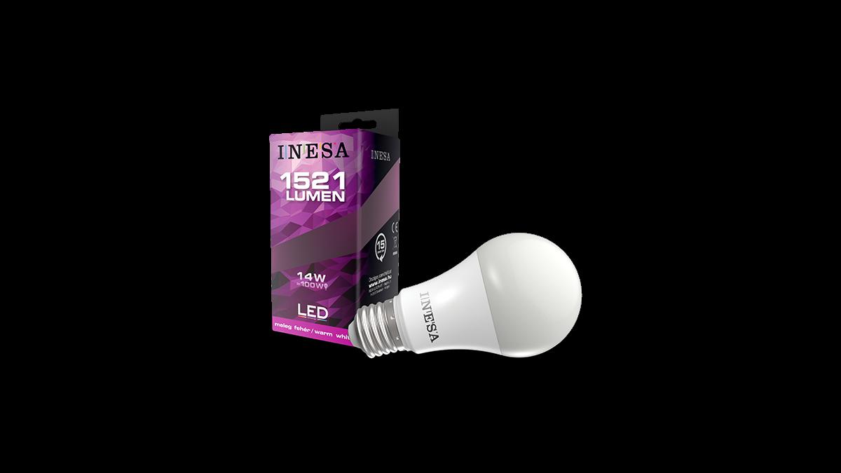 LED izzó, a hőmentes fényességért