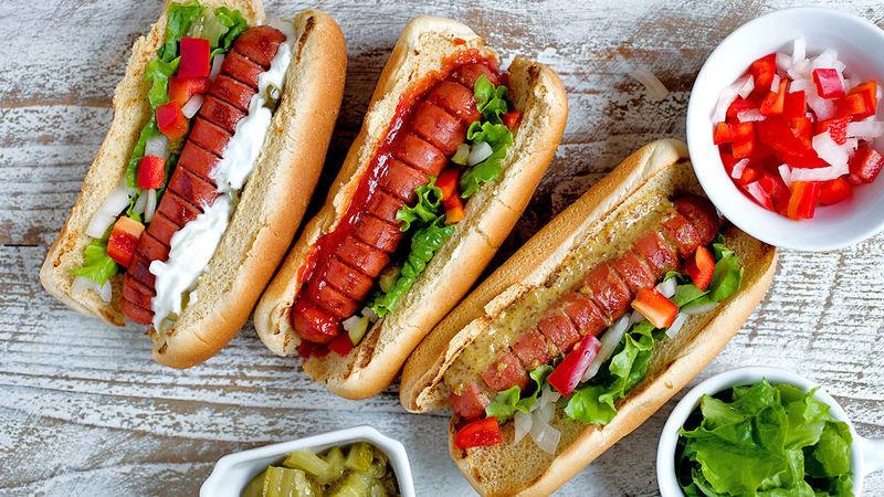Hot dogos kocsi érlési árak alakulása 2020-ban