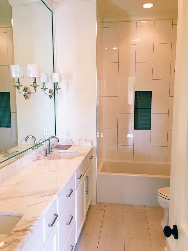 Ezek a fürdőszoba ötletek kis helyen is beválnak